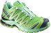 Salomon W's XA Pro 3D Shoes Tonic Green/Lucite Green/Mystic Purple